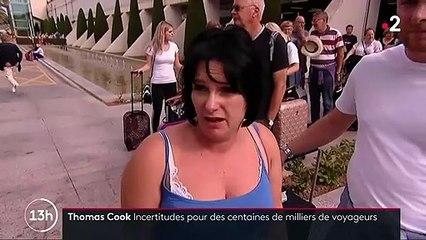 Tourisme : Thomas Cook en faillite, 600000 voyageurs bloqués