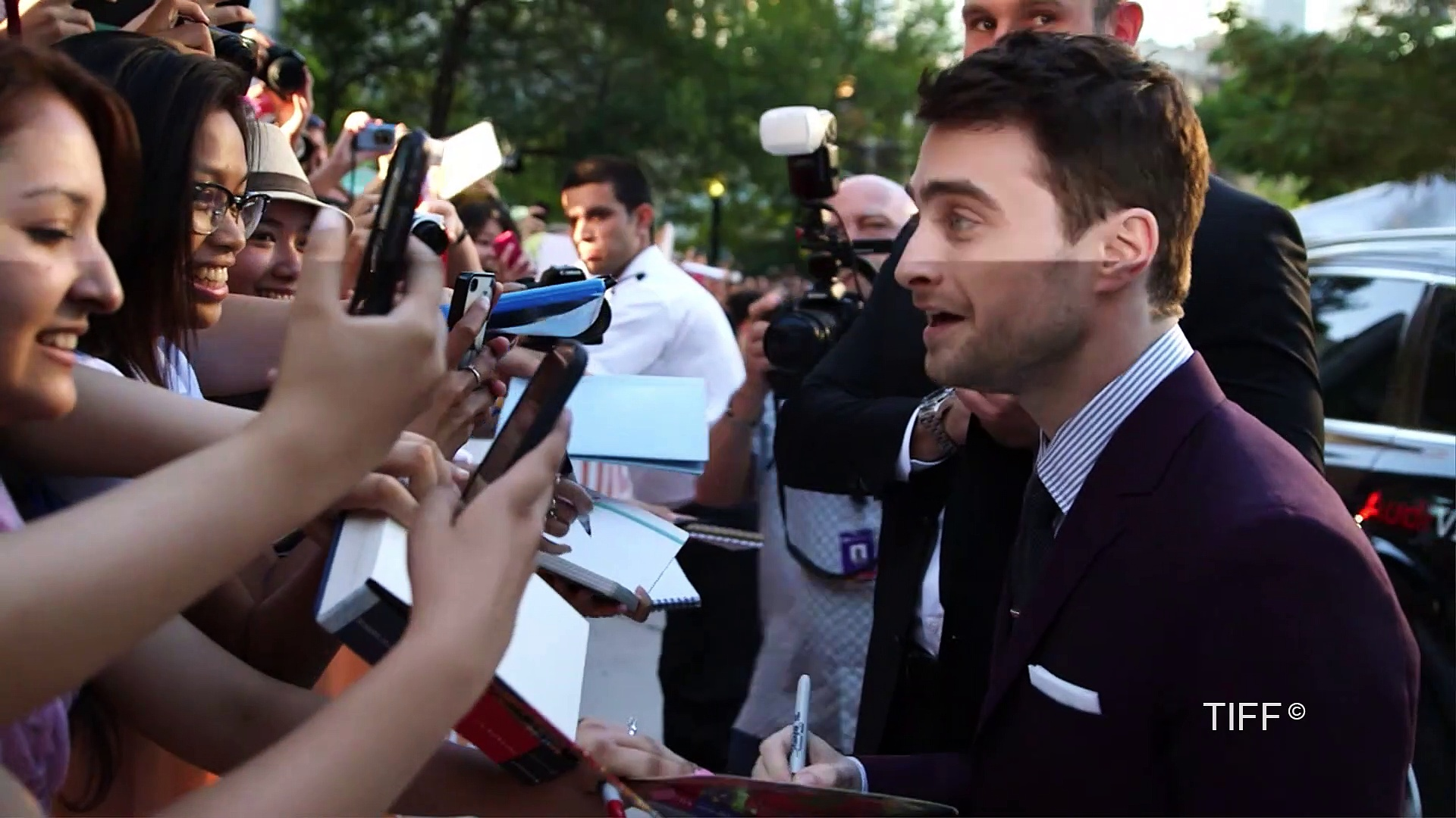 Celebrity Closeup: Daniel Radcliffe