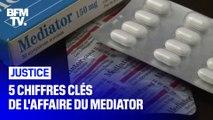 5 chiffres clés sur l'affaire du Mediator