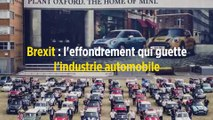 Brexit : l'effondrement qui guette l'industrie automobile
