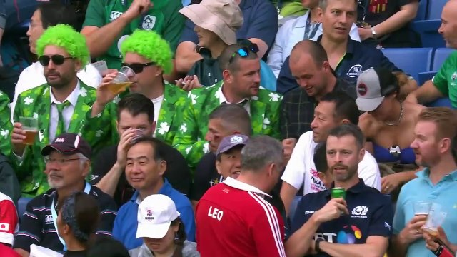Extended Highlights : Ireland v Scotland - Rugby World Cup 2019
