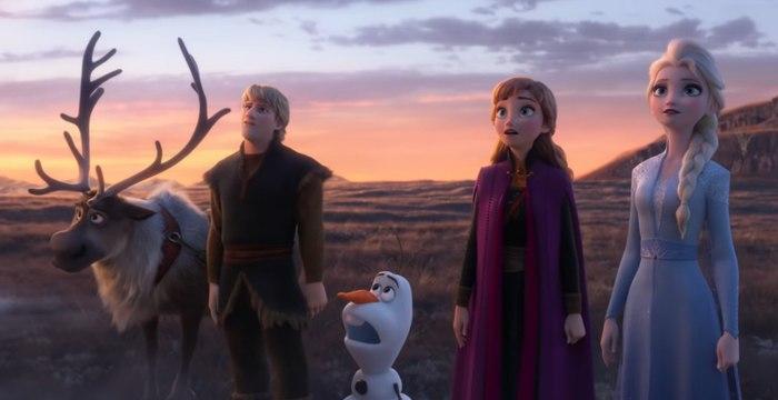 Frozen 2 - Trailer final español (HD)