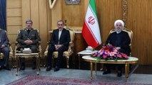 روحاني إلى الأمم المتحدة لكسب الدعم لطهران في مواجهة واشنطن