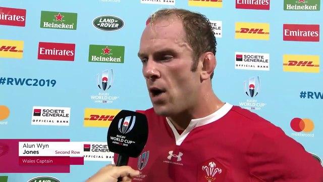 Honest interview from Alun Wyn Jones