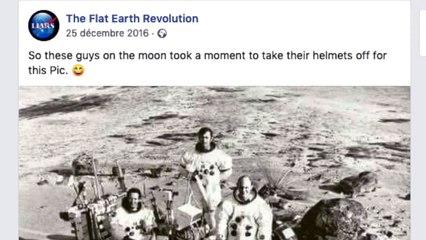 Warum dieses Foto der Astronauten die Internetnutzer in Aufruhr versetzt