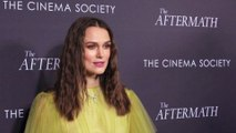 Keira Knightley 'freaked out' when trying social media