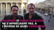 Gilles Lellouche et Jean Dujardin amis: comment sont-ils devenus inséparables ?