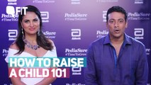 Lara Dutta, Mahesh Bhupathi on Parenting, Nutrition and More | Quint Fit