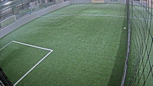 09/23/2019 08:00:02 - Sofive Soccer Centers Rockville - Santiago Bernabeu