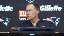 Bill Belichick, Patriots (Kind Of) React to Antonio Brown's Release