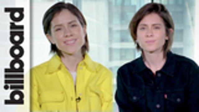 Tegan and Sara Play 'Fishing For Answers'   Billboard