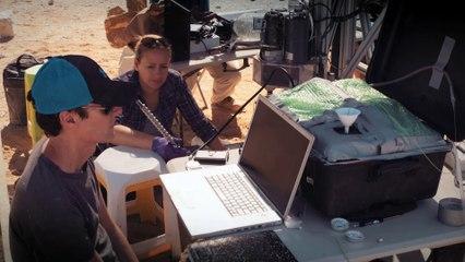 Recherche de vie martienne #2    Sur les routes de la science Chili