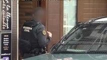 Detenidos nueve miembros de los CDR con planes para atentar