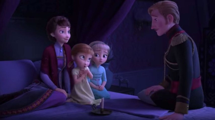 Frozen 2 - official trailer (Disney)