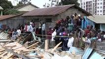 Siete niños mueren en Kenia en el derrumbe de su aula