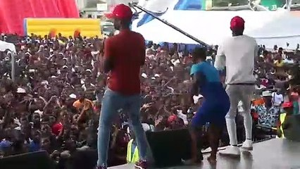 KEROZEN AU FEMUA KIDS 2018 PHÉNOMÉNAL