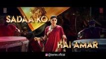 Sye Raa Title Song in Hind | Chiranjeevi | Amitabh Bachchan | Ram Charan | Amit Trivedi