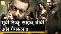 'Saheb, Biwi Aur Gangster 3' movie review: मूवी में नहीं है दम, Sanjay Dutt भी बेअसर