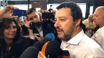 Salvini al Salone nautico di Genova (23.09.19)