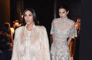 Kim Kardashian West and Kendall Jenner