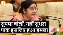 चीन में Sushma Swaraj ने किया Pulwama Attack का जिक्र, पाक को चेतावनी #AirStrike