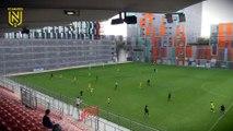U17. Les buts de FC Nantes - Stade Bordelais (6-1)