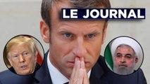 Emmanuel Macron : agent de paix aux Nations Unies ? - Journal du lundi 23 septembre 2019