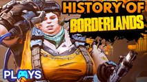 Complete History of the Borderlands Franchise   MojoPlays