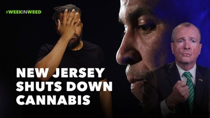 This Week in Weed: Not in New Jersey!