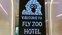Implementasi Teknologi Robot di Hotel Masa Depan