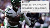 Le'Veon Bell reacts to Jets 0-3 start to the season