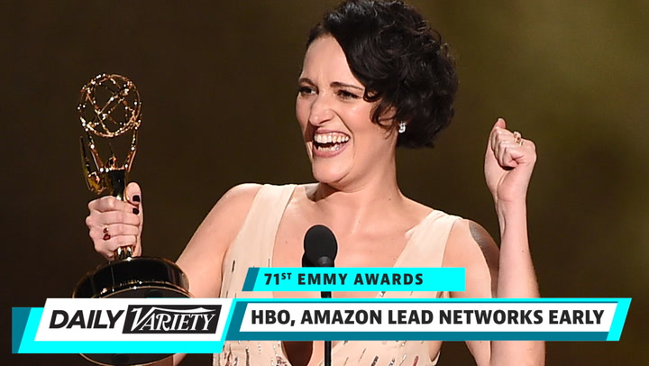 HBO & Amazon Lead Early Emmy Wins, Plus Winners Urge for Equality