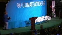 - Merkel 2050 yılına kadarki iklim değişikliği hedeflerini açıkladı- Almanya Başbakanı Angela Merkel:- 'İklim konusunda söz söyleme zamanı değil, harekete geçme zamanıdır'