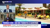 Faillite de Thomas Cook: 600 000 touristes à rapatrier (2/2) - 23/09