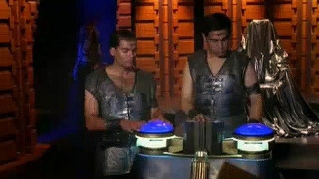 Stargate SG Season 5 Episode 22 Revelations