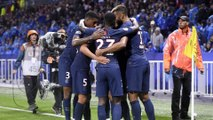 Olympique Lyonnais v Paris Saint-Germain: Inside