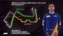Carlos Sainz's Guide To Marina Bay Street Circuit | 2019 Singapore Grand Prix