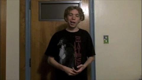 My 1st Vlog (as chronoman14!) (Pre-Cosplay Joe era)