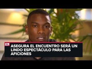 Fabián Castillo habla del encuentro frente al América