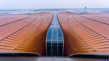 The World's Largest Airport Will Open This Week