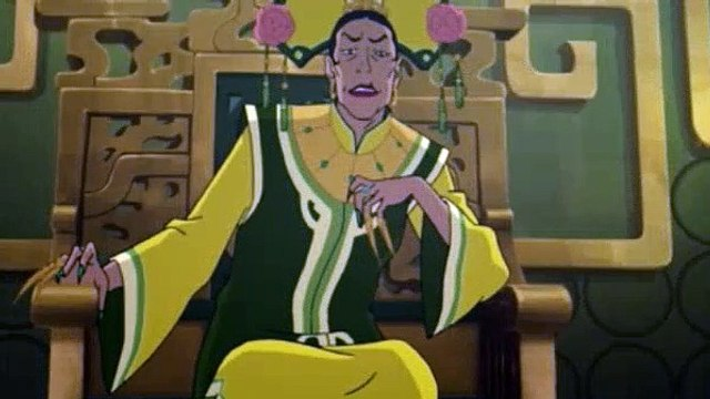 Avatar The Legend of Korra Season 3 Episode 10 Long Live the Queen