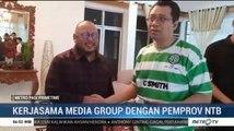 Media Group dan Pemprov NTB Jalin Kerja Sama Beasiswa Online