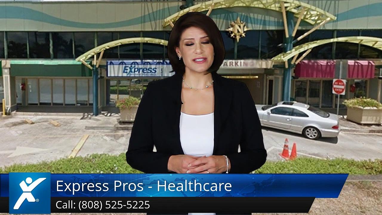 Healthcare Jobs in Honolulu, HI |Great Five Star Review by brittney c.