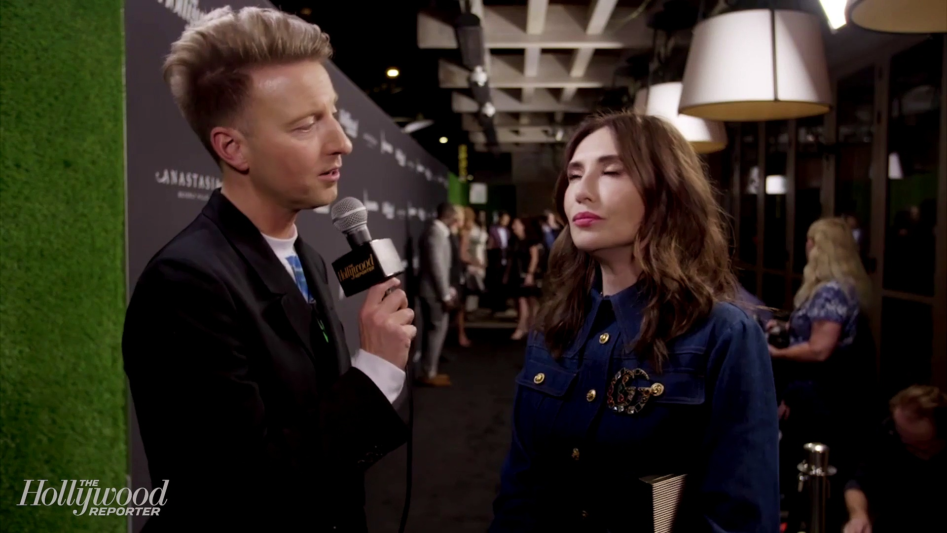 "'Game of Thrones' Star Carice van Houten Talks Filming ""Emotional"" Final Scene of HBO Series 