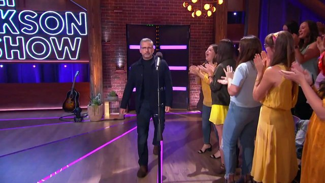 """The Kelly Clarkson Show """"Steve Carell Yells His Iconic Kelly Clarkson Movie Line"""" Promo (HD)"""