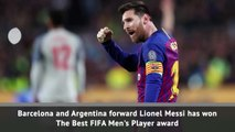 Messi beats van Dijk and Ronaldo to win FIFA Best honour