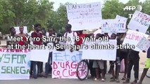 Yero Sarr: the 18 year old at the heart of Senegal's climate strike