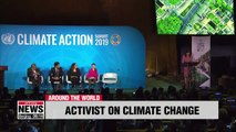 Teen climate activist Greta Thunberg slams world leaders at UN Climate Action Summit for failing to step up