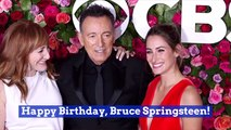 It's Bruce Springsteen's Birthday