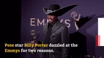 Billy Porter Glimmers At Emmys